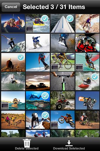 【免費媒體與影片App】Guardo Action Cam WiFi-APP點子