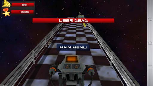 【免費街機App】3D Runner Robo Survival-APP點子