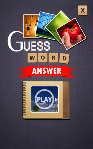 Guess Word Answers