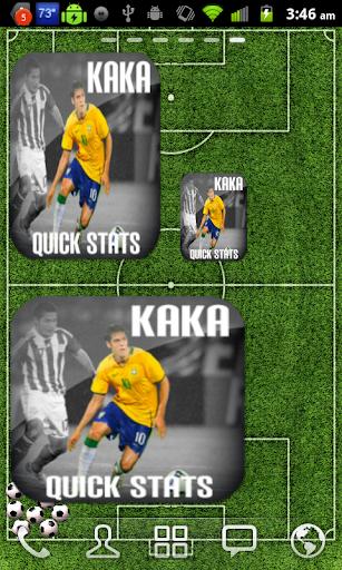 Kaka FIFA Widget