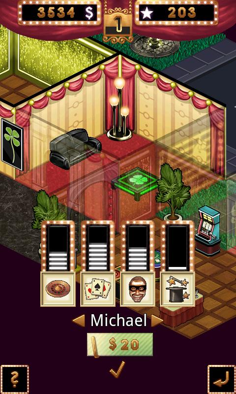 Casino Crime FREE - screenshot