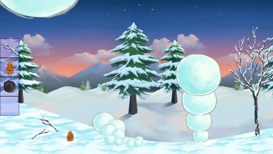 SnowyWorld- screenshot