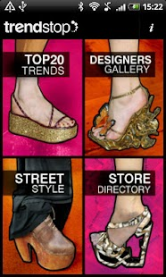 Shoe Trends: Trendstop Top 20 - screenshot thumbnail