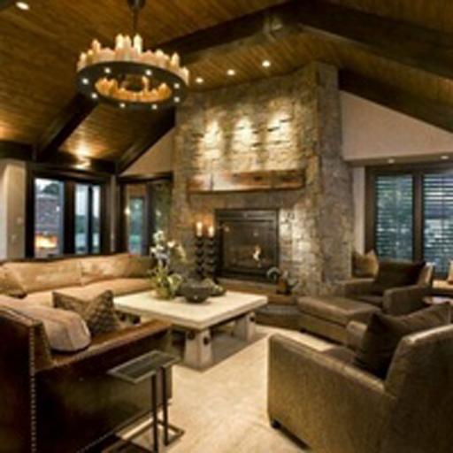 Living Room Design LOGO-APP點子