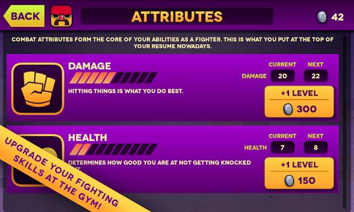 Big Action Mega Fight!  screenshots 4