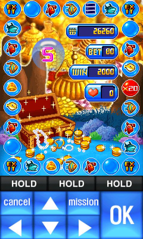 Aqua Slot - screenshot