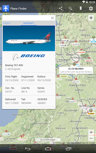 Plane Finder - Flight Tracker Screenshot