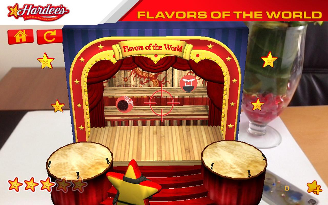 Flavors of the World- screenshot