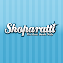 Shoparatti – Never Miss A Deal logo