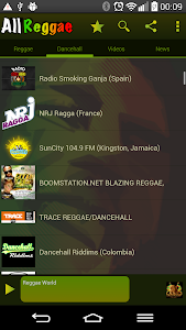 All Reggae Radio screenshot 2