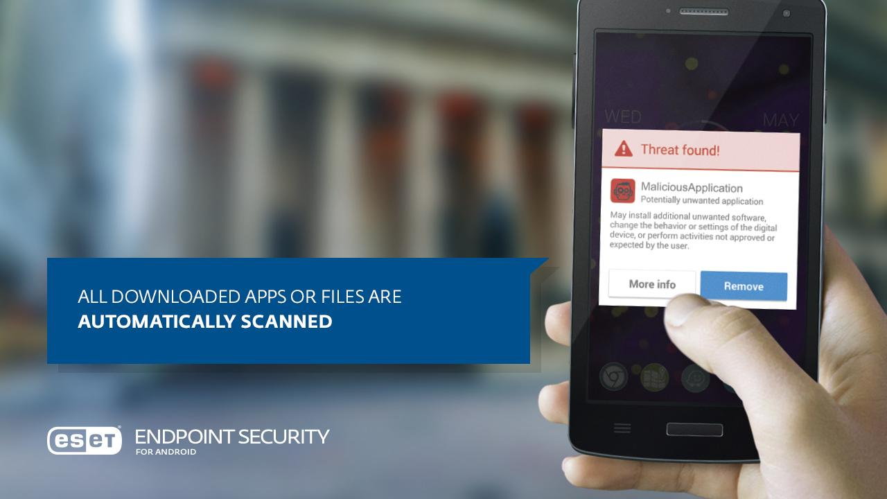 Eset Endpoint Security Android Apps On Google Play