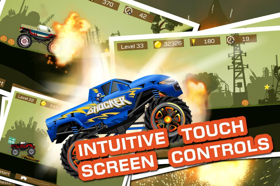 Mad Truck 2- screenshot