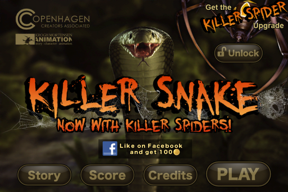 Killer Snake Lite- screenshot