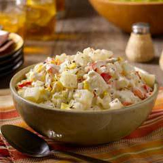 Aunt Cathy's Potato Salad.