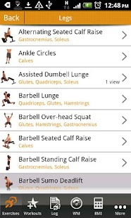 aFitness Light-Workout,Fitness - screenshot thumbnail