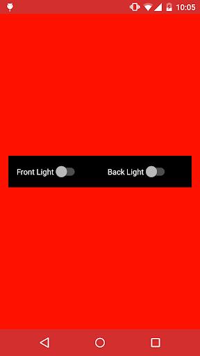 Dual Flashlight Torch