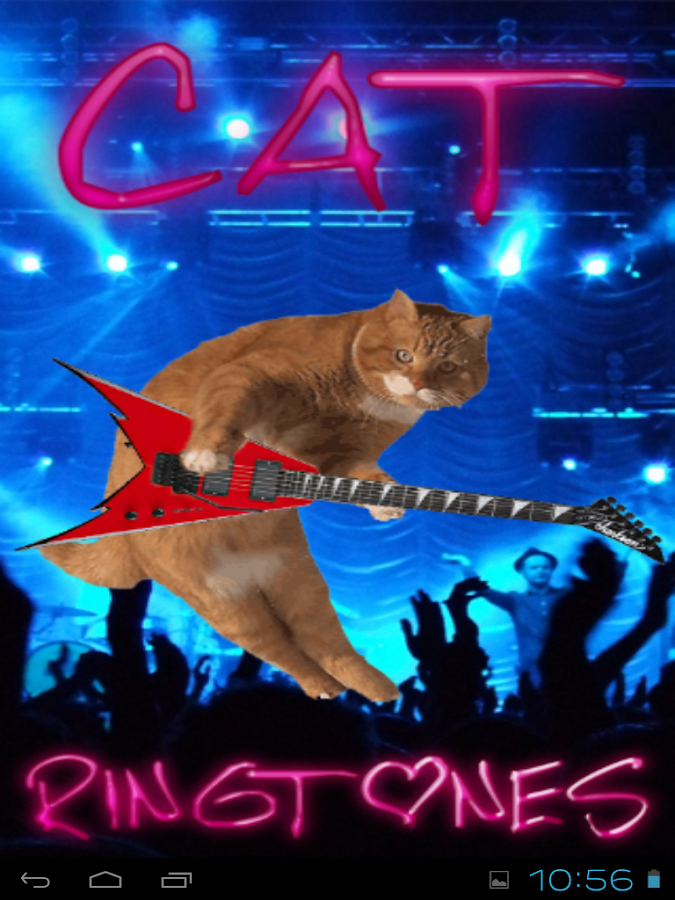 cat ringtones and wallpapers android apps on google play