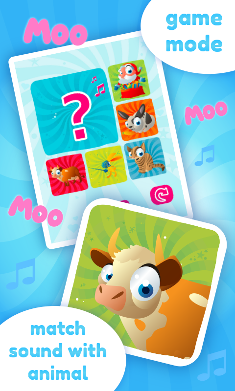 Baby Sounds Game- screenshot