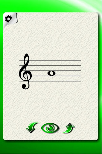 French Horn Notes Flash Cards