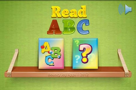 Kids Read ABC- screenshot thumbnail