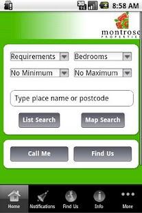 Montrose Properties- screenshot thumbnail