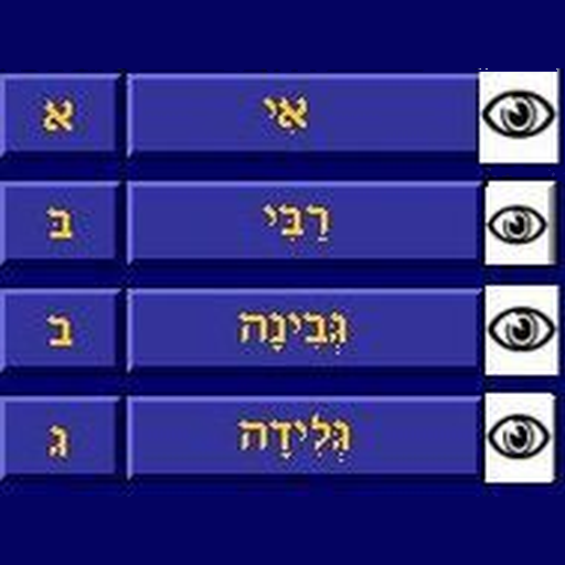 Hebrew Alphabet and more