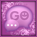 Pastel Purple Go SMS Pro Theme icon