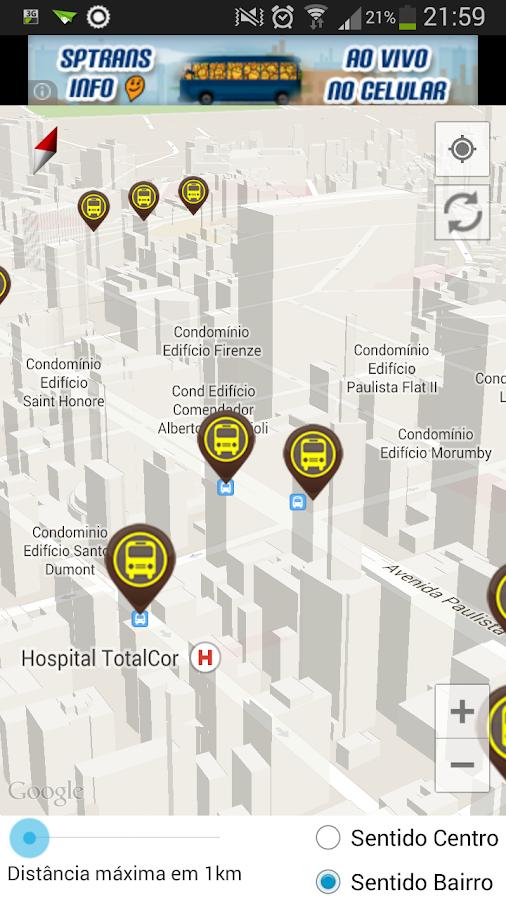 Cadê o Ônibus? (São Paulo) - screenshot