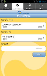 Midtown Bank Mobile Banking - screenshot thumbnail