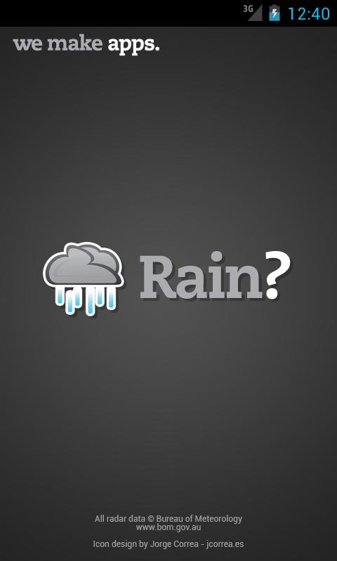 Rain?- screenshot