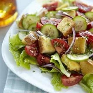 Summer Italian-Style Tomato Salad