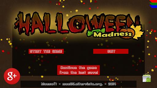 Halloween Madness