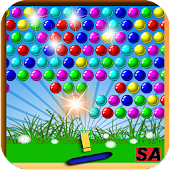 Sweet bubble shooter 2015