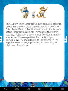Sochi2014 - screenshot thumbnail
