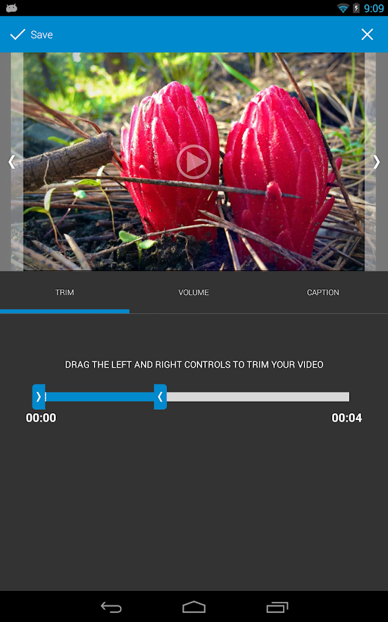 WeVideo - Video Editor & Maker - screenshot