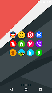 Goolors Circle - icon pack screenshot 7