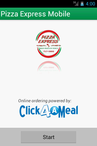 Pizza Express Mobile
