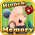Hidden Memory - 3 Little Pigs icon
