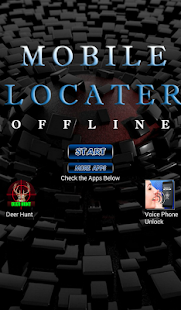 Mobile Locator Offline- screenshot thumbnail