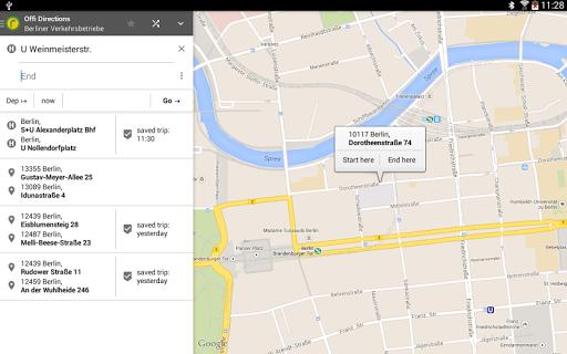 Offi - Journey Planner 10.4.3-google screenshots 9