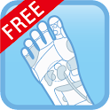 Foot massage Acupressure logo