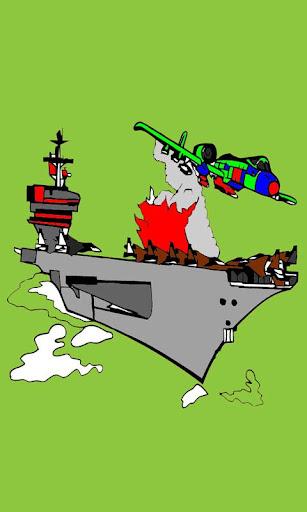 Sea Battle Paint