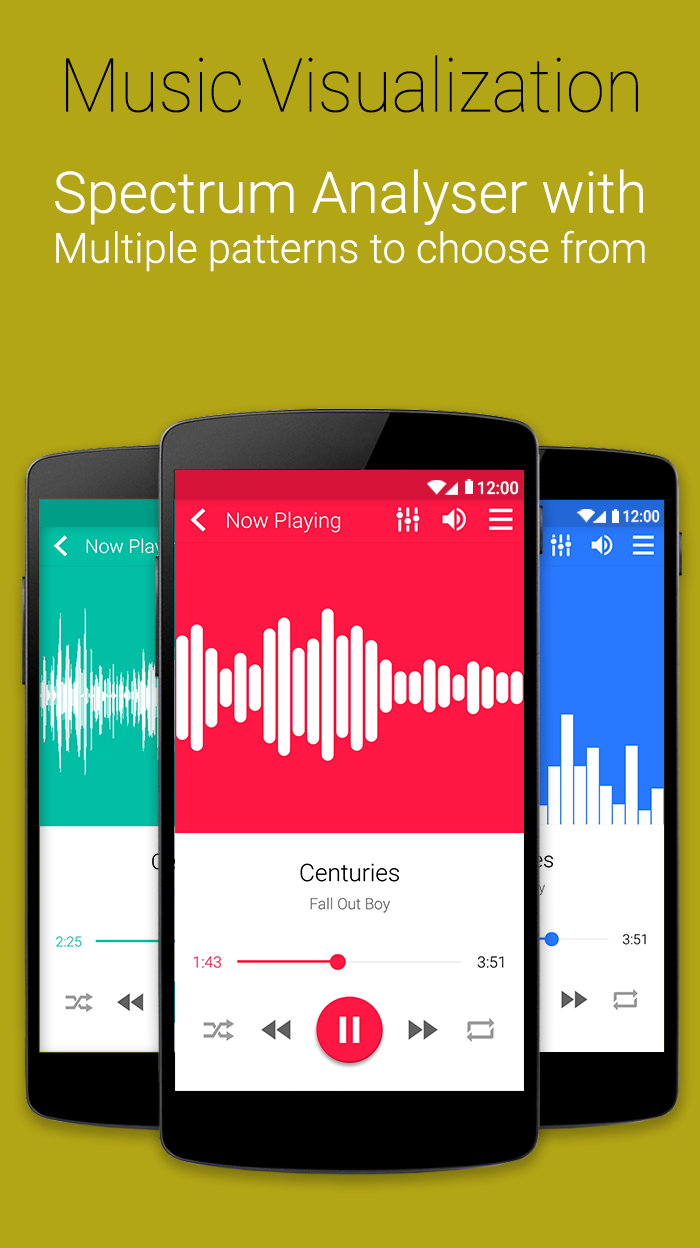 FlipBeats - Best Music Player Screenshot 4