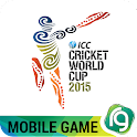 ICC CWC 2015 Mobile Game icon