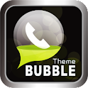 Bubble Theme GO Launcher EX logo