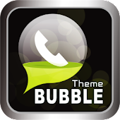 Bubble Theme GO Launcher EX
