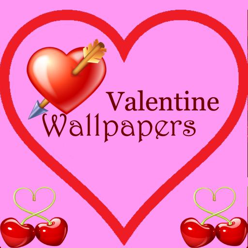 Lovely Valentine Day Wallpaper 個人化 App LOGO-APP試玩