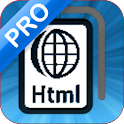 HTML Reference Cards Pro logo