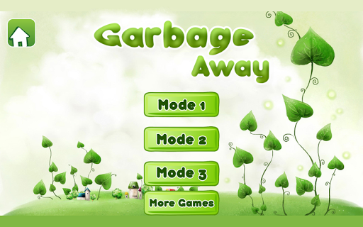 【免費街機App】Garbage Away-APP點子