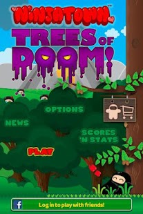 Ninjatown: Trees of Doom! - screenshot thumbnail